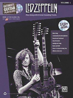 Led Zeppelin V1: Play Along With 8 Great-Sounding Tracks [With 2 Cds] [Led Zeppelin V1] [Paperback]
