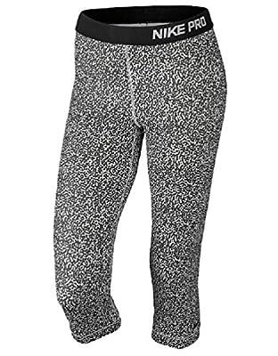 Nike Women's Pro Mezzo Compression Capri 684676 Multiple Colors Sizes