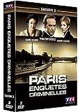 Paris Enquêtes Criminelles - Saison 2 (dvd)
