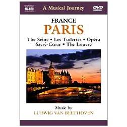 Naxos Scenic Musical Journeys France Paris, The Seine, Les Tuileries, Opera Sacre-Coeur, The Louvre