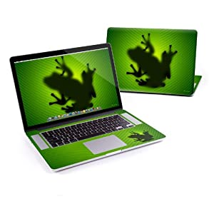 Frog Design Protector Skin Decal Sticker for Apple MacBook Pro 15 inch with Retina Display (Backlit Keyboard, released in Mid 2012)