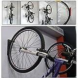 Nexify Cycling Bicycle Bike Storage Wall Mounted Rack Stands Hanger Hook + Screws