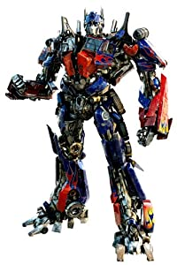 Roommates Rmk1089gb Transformers 3 Optimus Prime Peel Stick Giant Wall Decal from RoomMates