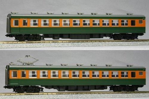 TOMIX HOゲージ HO-062 国鉄153系急行電車 (非冷房) 増結セットT