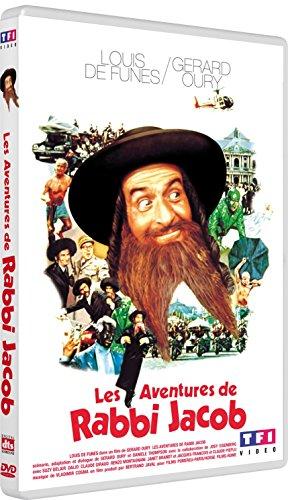 Les Aventures de Rabbi Jacob [Francia] [DVD]
