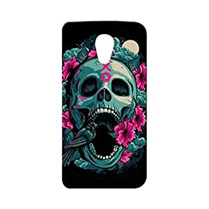 BLUEDIO Designer Printed Back case cover for Motorola Moto G2 (2nd Generation) - G1050