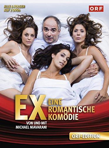 Ex - Eine romantische Komödie: Die komplette Serie [2 DVDs]