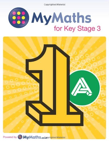 MyMaths: for Key Stage 3: Student Book 1A (Mymaths for Ks3)