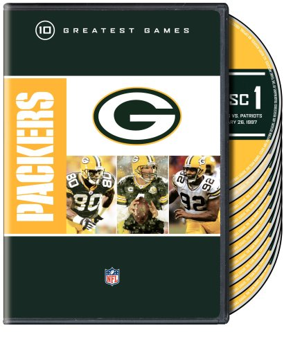 NFL Greatest Games Series Green Bay Packers Greatest Games