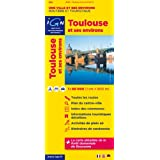 88414 Toulouse et Ses Environs 1/80.000