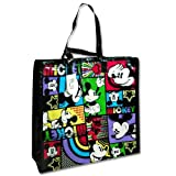 Disney Mickey Mouse Non-woven Jumbo Grocery Tote Bag -(19x 21x 6)