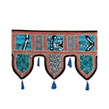 Rajrang Home Décor Patchwork Door Hanging Decorative Toran - B00O0QJGR8
