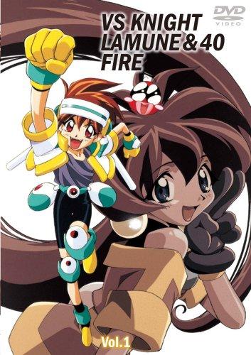 おすすめアニメ キャッチ VS騎士ラムネ&40 炎 Vol.1 [DVD]