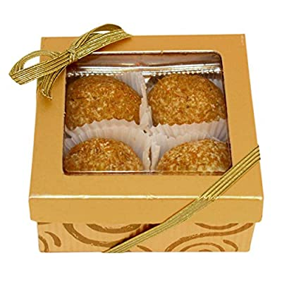 Bath Truffles Bubble Gift Box Blossoming Orange & Calendula