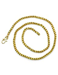 R S Jewels Gold Plated Chain Ethnic Style New Fashion Jewellery