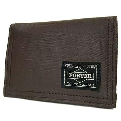 [ポーター] PORTER FREE STYLE フリースタイル 定期入れ パスケース 707-08229 (ブラウン)