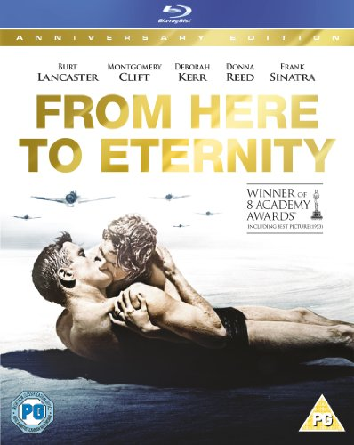 From Here to Eternity [Blu-ray] [UK Import]
