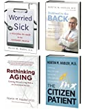 img - for Nortin Hadler's 4-Volume Healthcare Omnibus E-Book: Includes Worried Sick, Stabbed in the Back, Rethinking Aging, and The Citizen Patient book / textbook / text book
