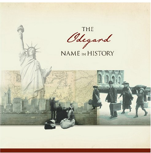 The Odegard Name in History