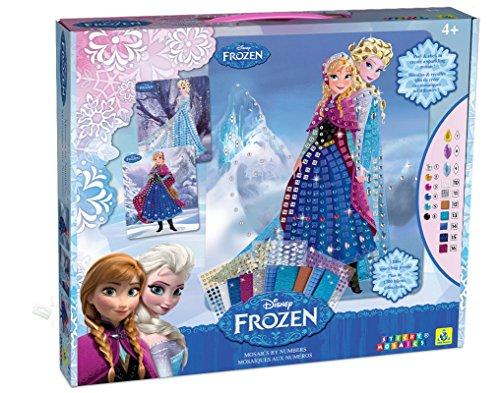 Frozen - Mosaicos Anna (ORB Factory OSM11442)