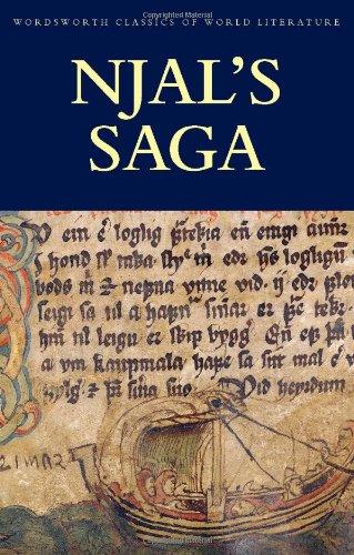 Njal's Saga (Wordsworth Classics of World Literature)