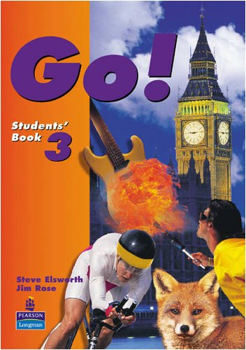 Go!: Students' Book Level 3