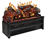 World Marketing CG Electric Log Set w Heater