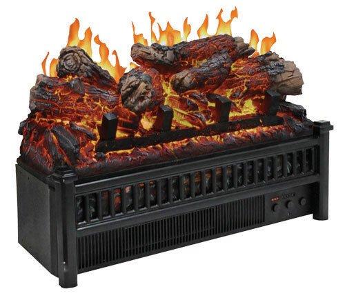 World Marketing CG Electric Log Set w Heater
