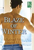 Blaze of Winter: A Loveswept Contemporary Romance (Star Harbor)