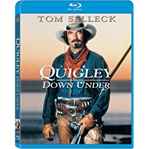 Quigley Down Under [Blu-ray] [Import anglais]