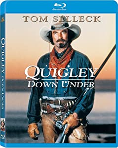 Quigley Down Under [Blu-ray]