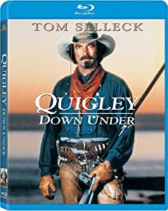 Quigley Down Under [Blu-ray] (Bilingual) [Import]