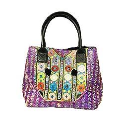 Kantha Silk Banjara Handbags