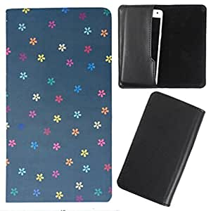 DooDa - For Intex Cloud Z5 PU Leather Designer Fashionable Fancy Case Cover Pouch With Smooth Inner Velvet