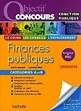 echange, troc Carine Roussel, Laurence Weil - Finances publiques 2009-2010