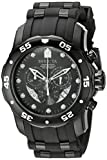 Invicta Men's 6986 Pro Diver Collection Chronograph Black Dial Watch