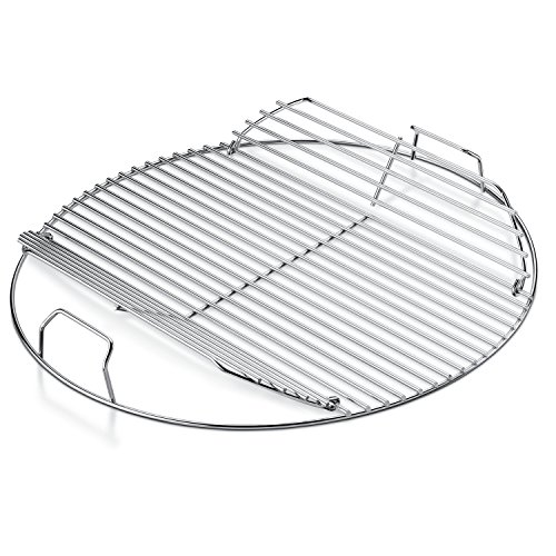 Read About Weber 7436 Replacement Hinged Cooking Grate