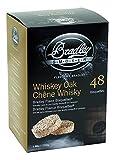 Bradley Fumatore BTWO 48 Whiskey Oak bisquettes 48 Confezione