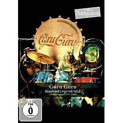 Guru Guru - Live At Rockpalast