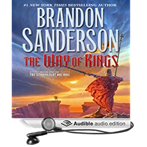The Way of Kings - Book One of The Stormlight Archive  - Brandon Sanderson