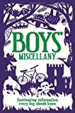img - for Boys' Miscellany book / textbook / text book