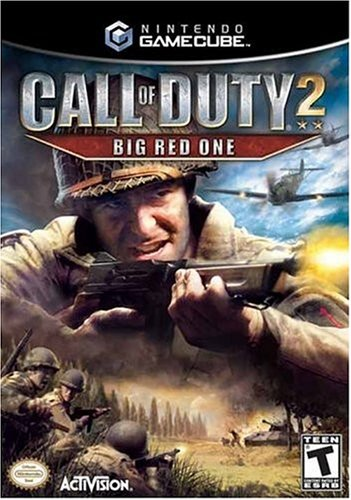 Call of Duty 2: Big Red One - Gamecube