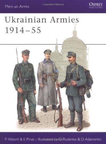 Ukrainian Armies 1914-55 (Men-at-Arms)
