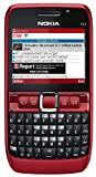 Nokia E63 Sim Free Mobile Phone - Red
