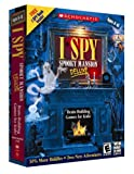 I Spy Spooky Mansion Deluxe With Book