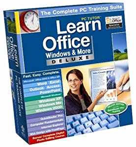 PC Tutor: Learn Office, Windows & More Deluxe