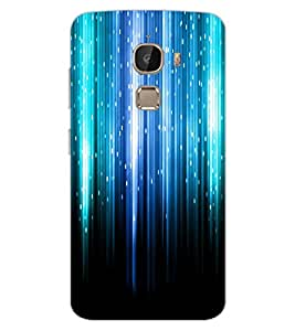 ColourCraft Abstract Pattern Design Back Case Cover for LeEco Le 2 Pro