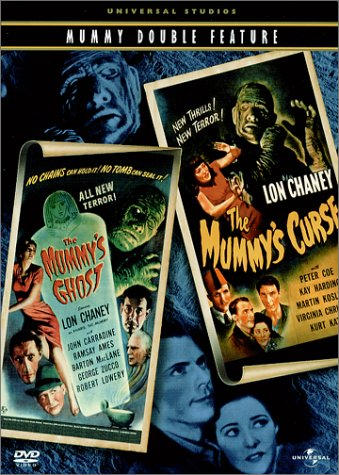 Mummy's Ghost & Mummy's Curse [DVD] [US Import] [NTSC]