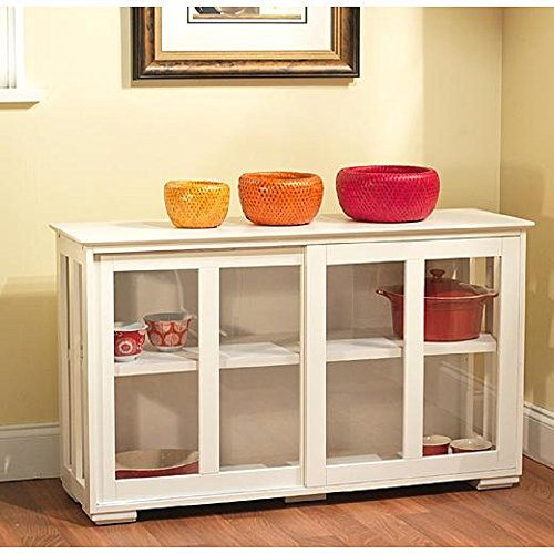 Stackable Buffet Storage Cabinet (Cabinet And Hutch compare prices)