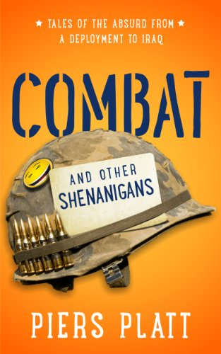 Combat And Other Shenanigans by Piers Platt ebook deal